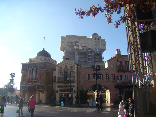 The Twilight Zone Tower of Terror 2
